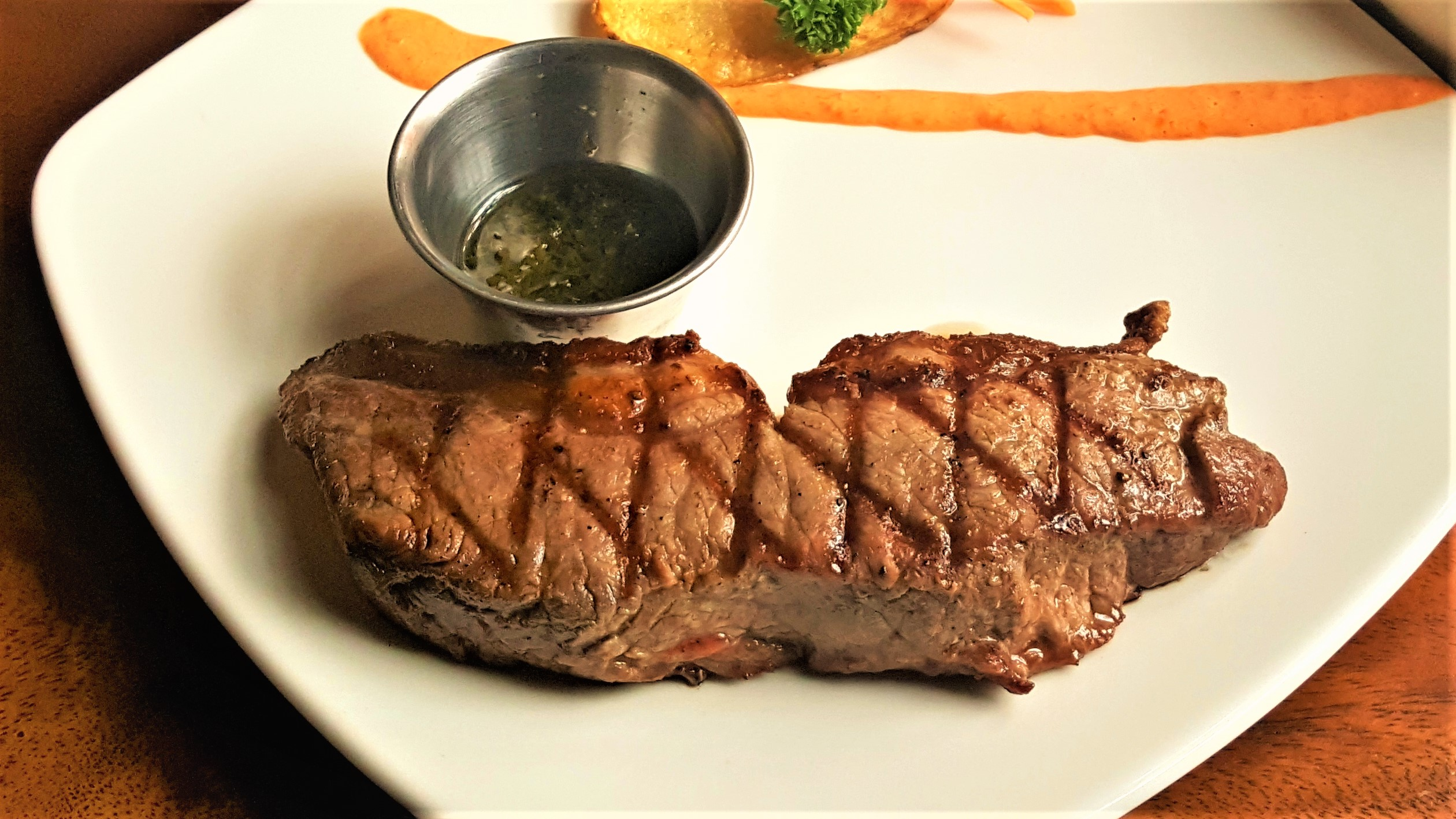 New York steak (Bife de Chorizo)